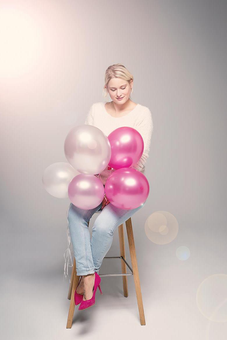 Beautyshooting Luftballon Fotostudio Waldkirch Freiburg 82