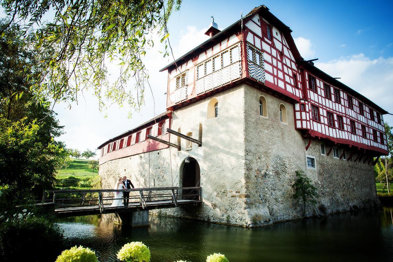 Hochzeitsstory Trauung Schweiz Schloss Freiburg Waldkirch Foto 19